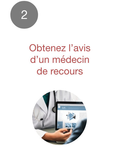 medecin de recours, expert medical, aide aux victimes, docditoo, accident medical, erreur medical recours, faute medicale